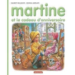 Martine, numéro 38 Martine...