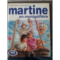 Martine en montgolfière Par...