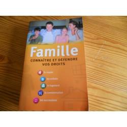 FAMILLE Connaître et...