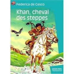 Khan, cheval des steppes...