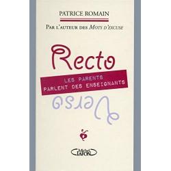 Recto-Verso Par Patrice Romain