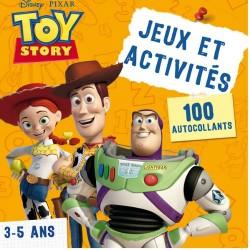 Toy Story, JEUX ET...