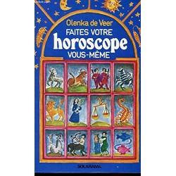 Faites votre horoscope...