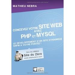 Concevez votre site web...