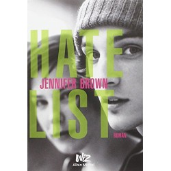 Hate list Par Jennifer Brown