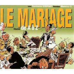 Le mariage illustré de A à...