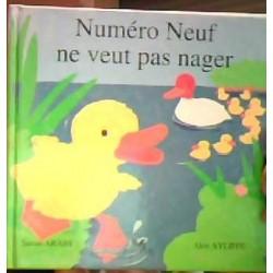 NUMERO 9 NE VEUT PAS NAGER...