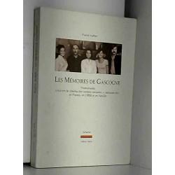 Les mémoires de Gascogne...