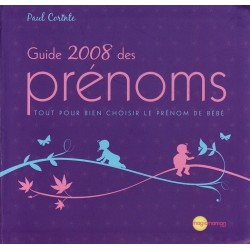 guide 2008 des prénoms Par...