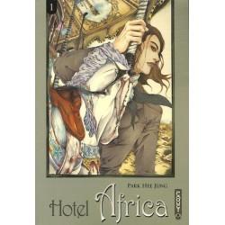 Hotel Africa, Tome 1 Par...