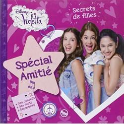 Les secrets de violetta,...