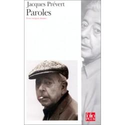 Paroles Par Jacques Prévert
