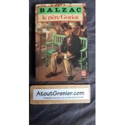 Le Père Goriot de Balzac