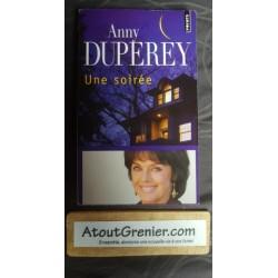 Une soirée Par Anny Duperey