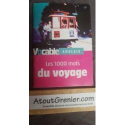 VOCABLE ANGLAIS LES 1000...