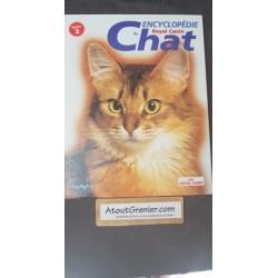 Encyclopédie du chat Tome 2...