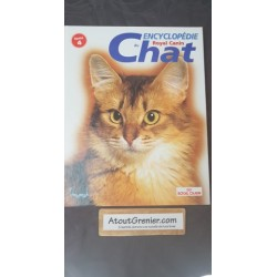 Encyclopédie du chat Tome 3...