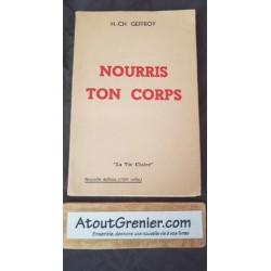 NOURRIS TON CORPS Par...