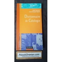 Dictionnaire de géologie...