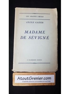 Madame de Sévigné Par...
