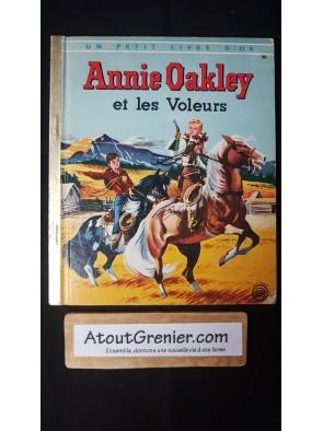 Annie Oakley et les voleurs...