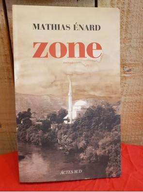 Zone Par Mathias Enard