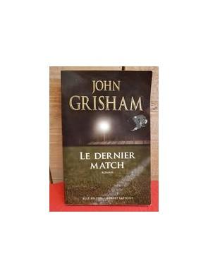 Le Dernier match Par John...