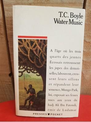 Water music Par T-C Boyle