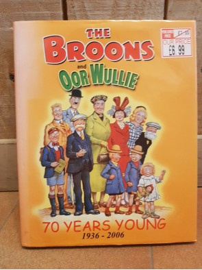 The Broons and Oor Wullie...