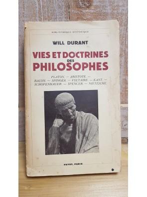 Will Durant. Vies et...