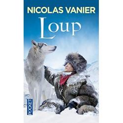 Loup Par Nicolas VANIER